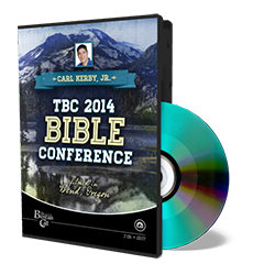 2014 Conference CD - Carl Kerby Jr.