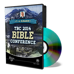 2014 Conference - T. A. McMahon - CD - Audio from The Berean Call Store