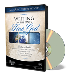 Writing on the Only True God by Dave Hunt