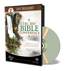 2015 Conference CD - Jay Seegert