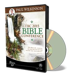 2015 Conference Paul Wilkinson CD
