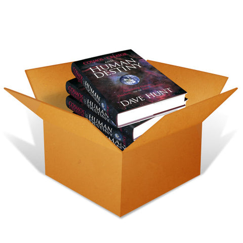 Free Case of 12 Cosmos, Creator and Human Destiny Books - International Shipping