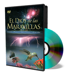 El Dios de las Maravillas (God of Wonders) - DVD from The Berean Call Store