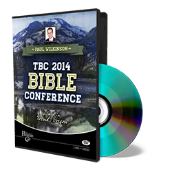 2014 Conference DVD - Paul Wilkinson - DVD from The Berean Call Store