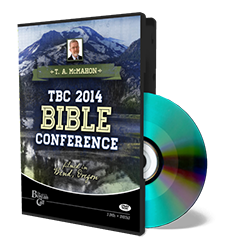 2014 Conference - T. A. McMahon - DVD from The Berean Call Store