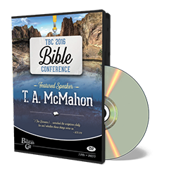 2016 Conference - T.A. McMahon - DVD from The Berean Call Store