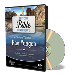 2016 Conference - Ray Yungen - DVD from The Berean Call Store
