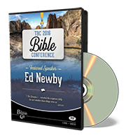 2016 Conference DVD - Ed Newby - DVD from The Berean Call Store