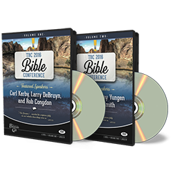 2016 Conference DVDs - Complete Set - DVD from The Berean Call Store