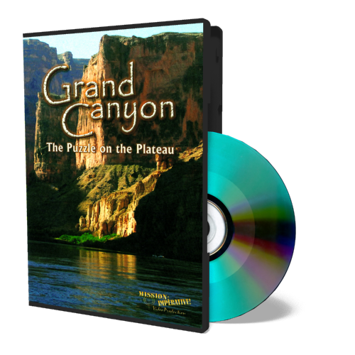 Grand Canyon: The Puzzle on the Plateau - DVD from The Berean Call Store