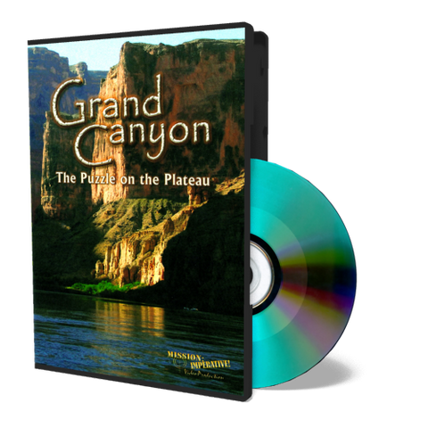 Grand Canyon: The Puzzle on the Plateau