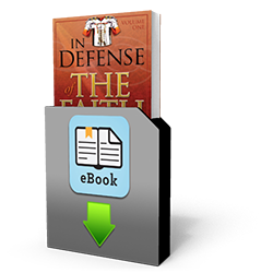 In Defense of the Faith - Volume One - Book - Downloadable from The Berean Call Store