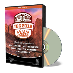 2018 Conference MP3 - CD - MP3 from The Berean Call Store