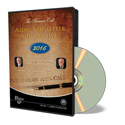 Audio Newsletter 2015 - CD - MP3 Newsletter from The Berean Call Store