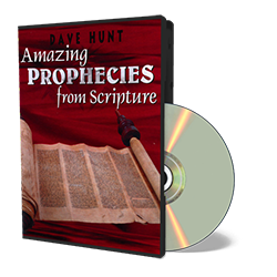 Amazing Prophecies from Scripture - DVD from The Berean Call Store