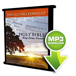 KJV Bible Audio Download - by Eric Martin