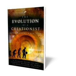 Evolution of a Creationist BK B00009