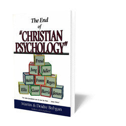 End of Christian Psychology B00127