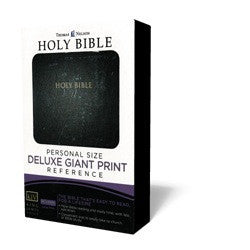 KJV Giant Print Bonded Leather