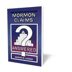 Mormon Claims Answered B00400