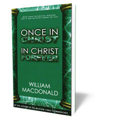 Once in Christ B00437
