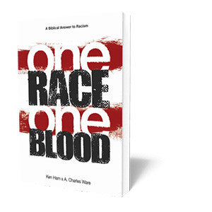 One Race One Blood B01601
