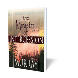 Ministry of Intercession B06678