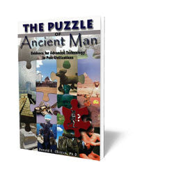 Puzzle of Ancient Man B07834