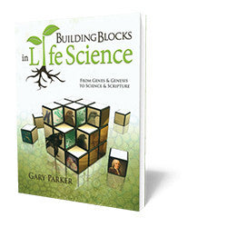 Building Blocks in Life Science - Book - Soft Cover from The Berean Call Store