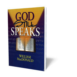 God Still Speaks - Book - Soft Cover from The Berean Call Store