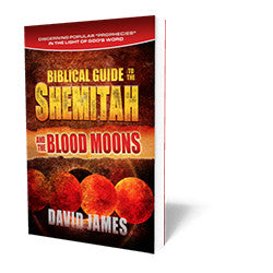 Biblical Guide to the Shemitah and the Blood Moons - Book - Soft Cover from The Berean Call Store