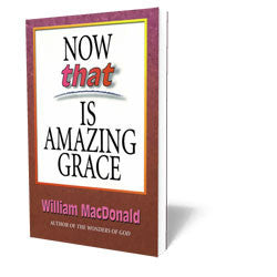 Now That Is Amazing Grace B80970