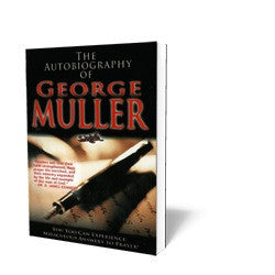Autobiography George Muller B81595
