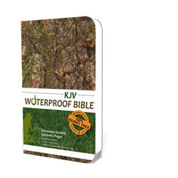 KJV Waterproof Bible