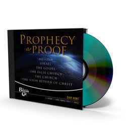 Prophecy as Proof CD CD053