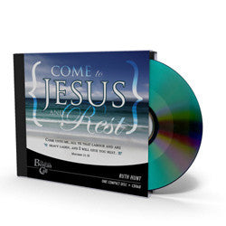 Come to Jesus and Rest - CD - Audio from The Berean Call Store