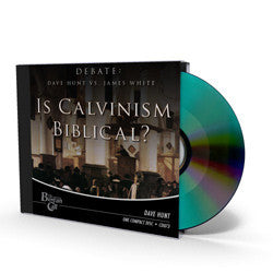Is Calvinism Biblical? - CD - Audio from The Berean Call Store