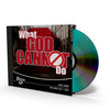What God Cannot Do CD CD074