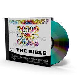 Psychology vs the Bible CD CD099