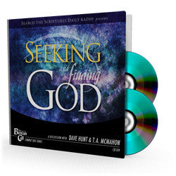 Seeking and Finding God, STSD Radio Discussion