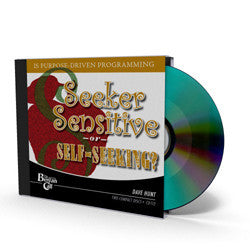 Seeker-Sensitive or Self CD CD112