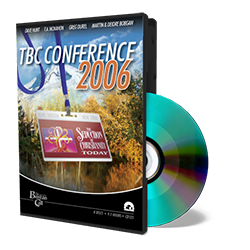 2006 Conference Complete CD/MP3 - CD - Audio from The Berean Call Store