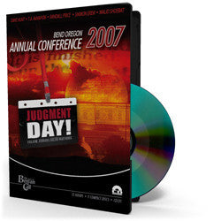 2007 TBC Conference Complete - CD - Audio from The Berean Call Store