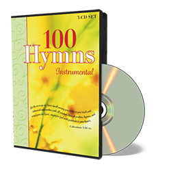 100 Instrumental Hymns - CD - Audio from The Berean Call Store