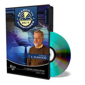 Donald Chittick STS 24/7 - Discussing The Puzzle Of Ancient Man - CD - Audio from The Berean Call Store