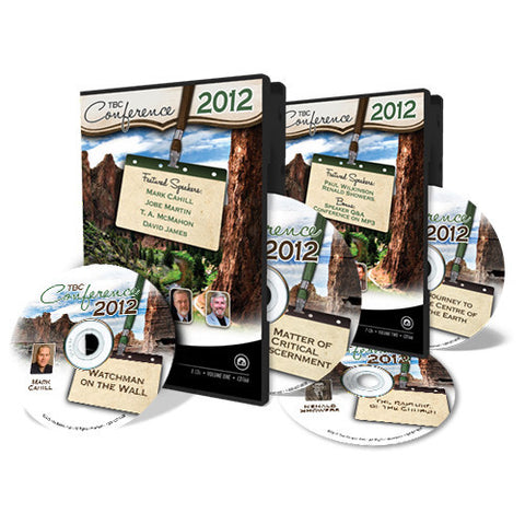 2012 Conference Complete CD/MP3