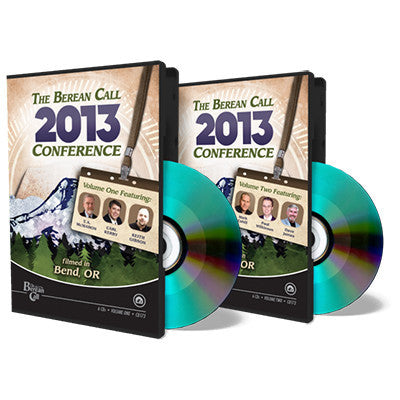 2013 Conference Complete CD/MP3