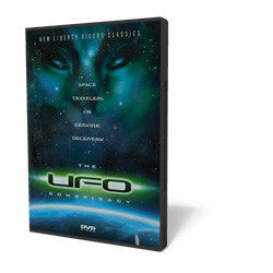 UFO Conspiracy, The DVD DVD018