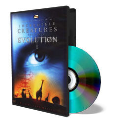Incredible Creatures that Defy Evolution I - DVD from The Berean Call Store