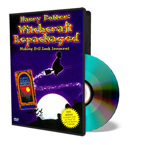 Harry Potter: Witchcraft Repackaged, Making Evil Look Innocent - DVD from The Berean Call Store